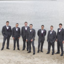 130x130 sq 1424885183458 groomsmen on the beach