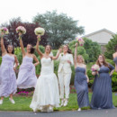 130x130 sq 1472226932119 bridesmaids jumping