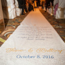 130x130 sq 1485968278713 aisle runner