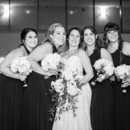 130x130 sq 1485968308303 bride and bridesmaids black and white pic