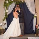 130x130 sq 1485968477986 wedding ceremony kiss