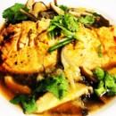 130x130 sq 1445793666771 grilled salmon in kombu broth