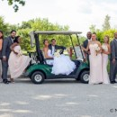 130x130 sq 1445282888344 stitt rivera bridal party golf cart color