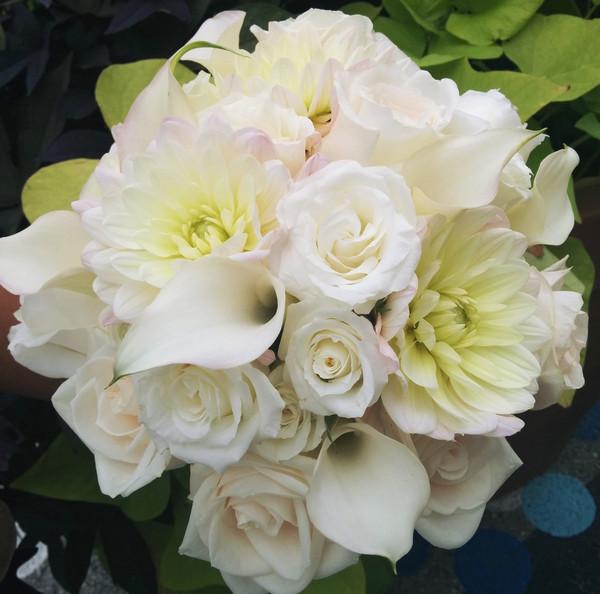 1485980165733 Creamblushdahliabouquet Philadelphia Wedding Florist