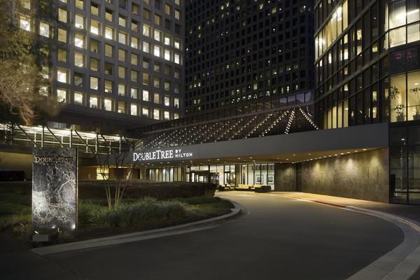 Doubletree By Hilton Houston Downtown Houston Tx