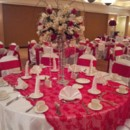 130x130 sq 1418676174143 white satin and red lace overlays