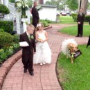 130x130 sq 1431793188395 a dog a ring bearer and a flower girl