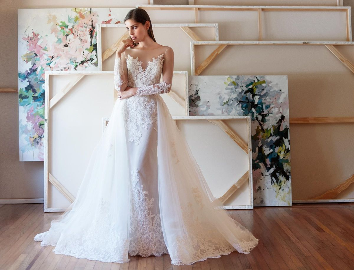 Julian gold bridal reviews san antonio tx 25 reviews for Wedding dresses under 5000