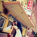 130x130 sq 1354393835510 outdoorphotocouplekissing