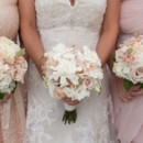 130x130 sq 1415899383179 bride and bridesmaids bouquets