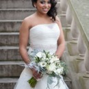 130x130 sq 1432568164669 close up of bride and bouquet