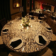 220x220 sq 1279889542937 clarendonballroomweddingreceptionblackwhite