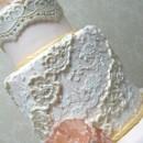 130x130 sq 1391101899370 pink lace wedding cake 00