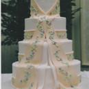 130x130 sq 1392397435567 back of wedding dress cak