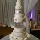 130x130 sq 1415837645052 10 tier wedding cake