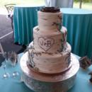 130x130 sq 1415837744522 birch tree wedding cake