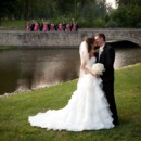 130x130 sq 1366744180585 imgbride  groom in front of the stone bridge