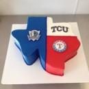 130x130 sq 1468429428011 texas rangers flag state cake mavericks college lo