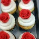 130x130 sq 1468433991730 red rose cupcakes