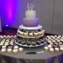 130x130 sq 1468436445233 ombr cupcake wedding 2 tier