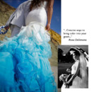 130x130 sq 1393715705351 rose desimone bridal custom wedding gown