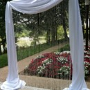 130x130 sq 1367245747755 crystal curtain arch