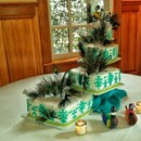 130x130 sq 1444171900397 peacock wedding cake