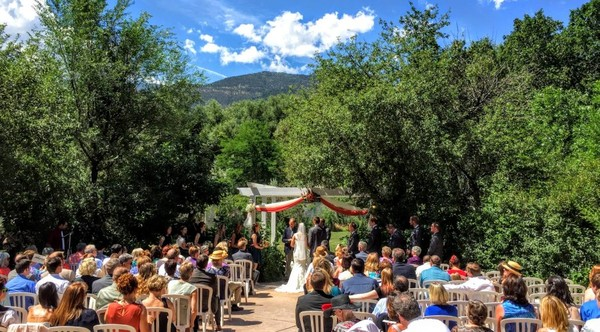 1443986790394 August 1 2016 Ceremony Manitou Springs wedding venue