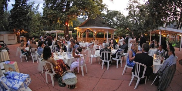 1443987317420 Gazebo Dinner Manitou Springs wedding venue
