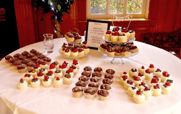1443987410186 Cupcake Display Manitou Springs wedding venue