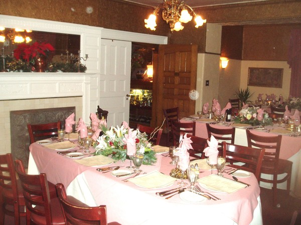 1443988531182 Holiday Dinner Drawing Rm 007 Manitou Springs wedding venue