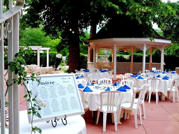 1443988807239 Terrace With Royal Blue  Manitou Springs wedding venue
