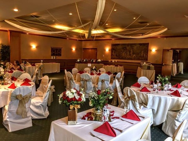 1443988992494 Wedding Reception In Ballroom Manitou Springs wedding venue