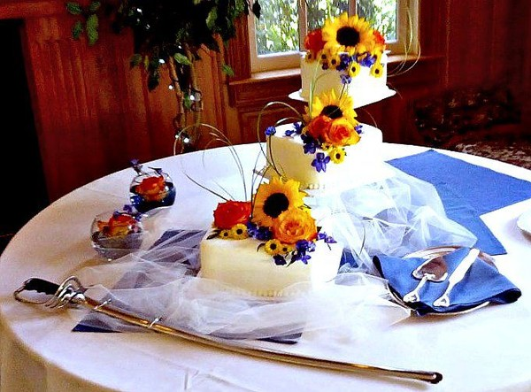 1444172107202 Cake With Fresh Flowers  Manitou Springs wedding venue