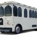 130x130 sq 1470846761120 2015 white wedding trolley