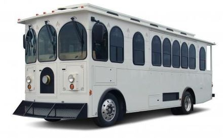 absolute dream limousines trolley coach
