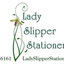 220x220 sq 1325011273938 ladyslipperstationerytciccoupon