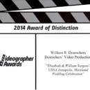 130x130 sq 1413491756344 2014 videographer award