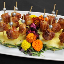 220x220 sq 1421763109391 scallops wrapped in bacon