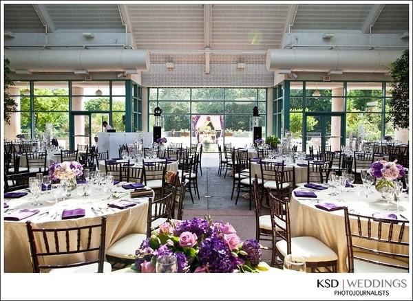 The Atrium At Meadowlark Botanical Gardens Vienna Va Wedding Venue