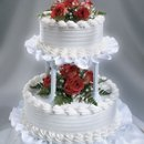 130x130 sq 1184632061099 wedding cakes 13