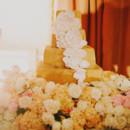 130x130 sq 1367538534040 gold wedding cake