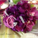 130x130 sq 1373597004635 purple bouquet