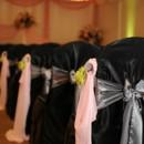 130x130 sq 1373598025296 platinum and black wedding decor