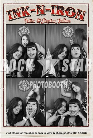 photo 9 of Rockstar Photobooth/Photo booth