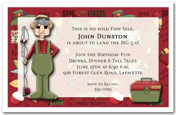 Lake Themed Wedding Invitations: Announcingit Invitation Shop