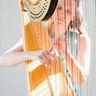 Erin Calderon - harpist image