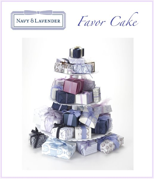 photo 8 of Navy & Lavender