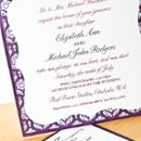 130x130 sq 1270785199397 weddingpurple1