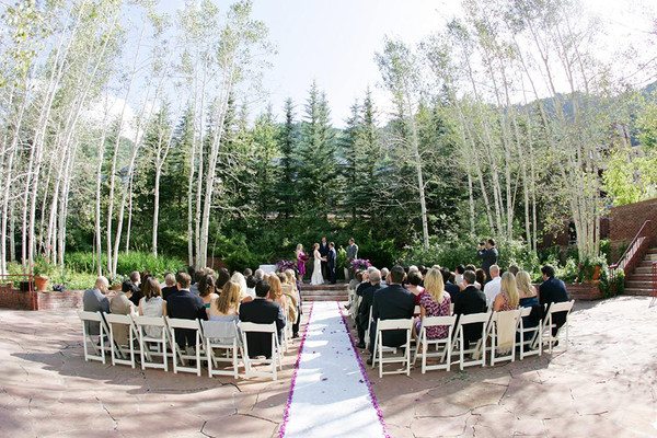 the st regis aspen resort aspen co wedding venue